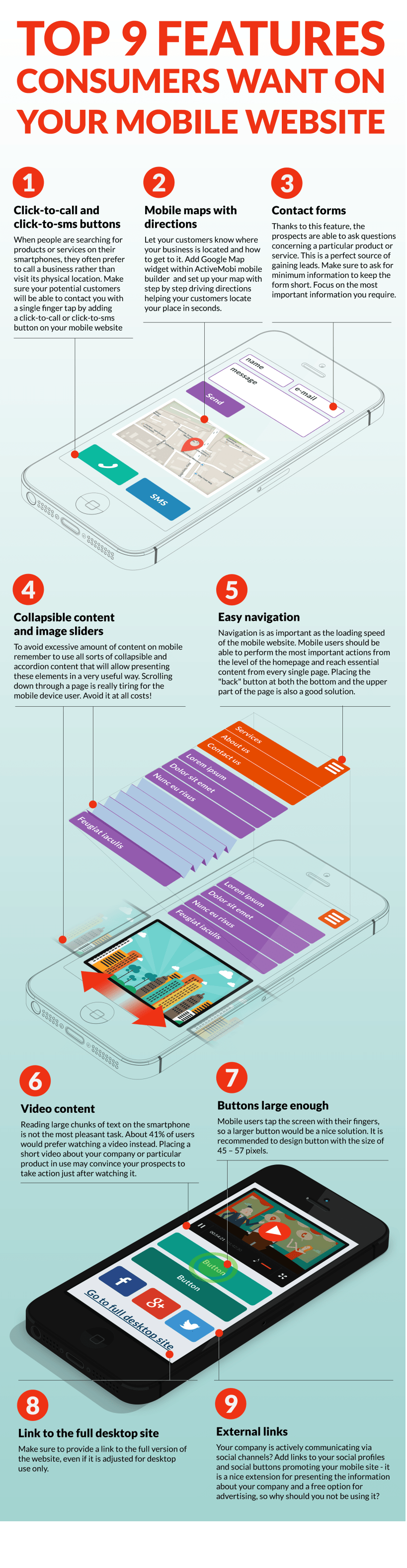 mobile-website-features-infographic