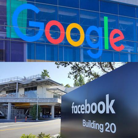 Facebook vs. Google [INFOGRAPHIC]