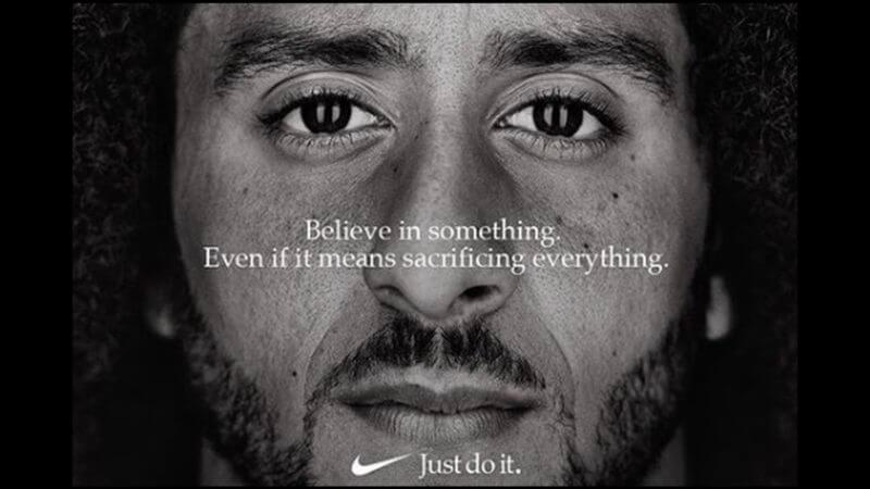 Report: Nike's sales jump 31% in wake of Kaepernick ad campaign