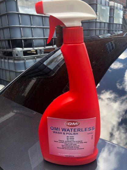 QMI Waterless Vask og Polish med PTFE