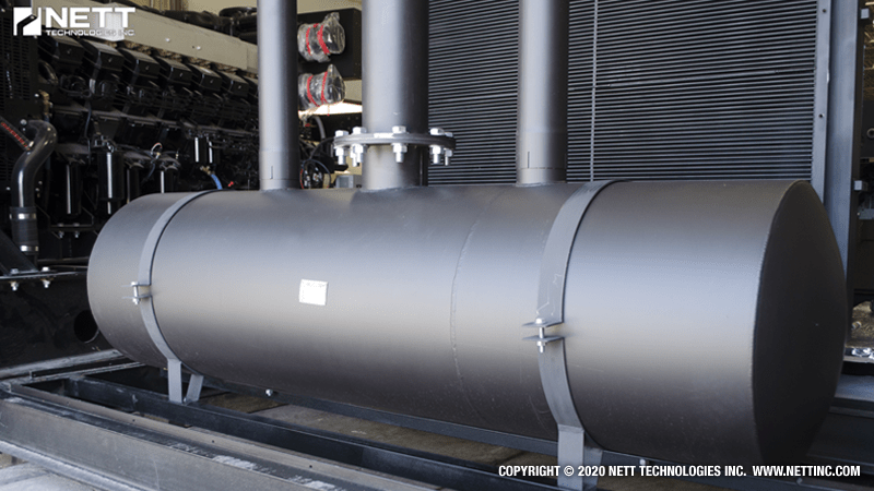 power generator silencers and