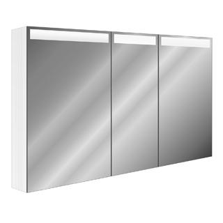 Spiegelschrank Sidler Cubango Led Breite 130 Cm Hohe 78 5 Cm