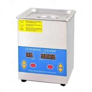 2L 60W Nettoyeur à Ultrasons Numérique avec 100W puissance de chauffage avec une housse sans panier et à l'intérieur Paquet (rtgv 1620qtd)