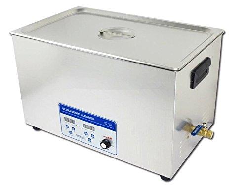 Gowe 110V/220V 30L Haute Capacité Nettoyeur à Ultrasons 600W haute puissance Machine de nettoyage pour appareils médicaux avec 1sans panier