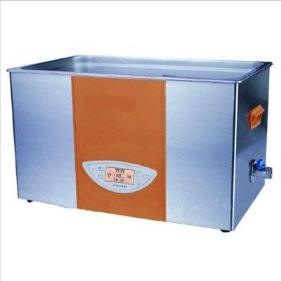 GOWE Instrument de chauffage Double fréquence bureau 22.5L nettoyeur à ultrasons