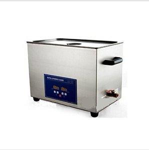 Gowe 30L en acier inoxydable Digital nettoyeur à ultrasons avec minuterie et chauffage (Y Compris un panier à linge)