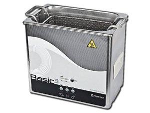 Gima 35551gratuit 3L nettoyeur à ultrasons avec accessoires