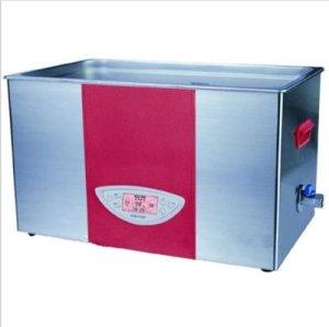 Gowe Puissance réglable chauffant Bureau nettoyeur à ultrasons 22.5l