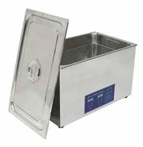 Cgoldenwall Ps-100a 30L nettoyeur à ultrasons numérique à ultrasons machine de nettoyage de carte de mémoire PC board nettoyeur à ultrasons