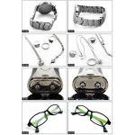 CSDY-Ménage Nettoyeur à ultrasons avec l'acier Inoxydable de Nettoyage Panier Tank & minuterie numérique pour Bijoux Pendentif Verres de Montres pièces de métal dentier