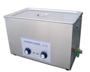 Gowe Bac nettoyeur à ultrasons en acier inoxydable 30 l 40 Khz 500 W 110 V/220 V
