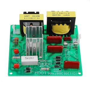 HDHUA Accessoires De Modification AC 110V 100W Nettoyeur à ultrasons Pilote Power Board Module Haute efficacité avec 1Pc 50W 40K Transducteur Place