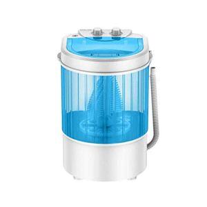 HTZ Mini chaussures Lave-linge Désodorisant stérilisation machine à laver chaussure portable, nettoyeur à ultrasons for laver les chaussures (Color : Blue)