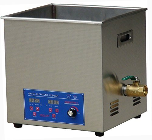 Huanyu KS-100HAL2 Nettoyeur à ultrasons Haute fréquence 120 KHZ 30 l