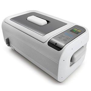 Life Basis Nettoyeur Ultrasonique Numérique Professionnel 6L, Nettoyeur à Ultrasons CD-4862 pour Nettoyage des Brucelles, Outils Dentaires, Outils de Laboratoire, Pièces Mécaniques