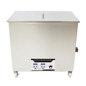 BAOSHISHAN KS-180AL 68KHZ Nettoyeur à ultrasons haute fréquence 1080W 58L Machine de nettoyage à ultrasons industrielle et panier gratuit
