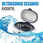 YL Nettoyeur à ultrasons en acier inoxydable 600 ml 600 ml.