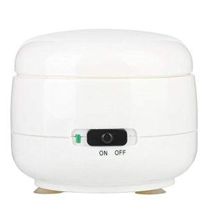 Appareil de nettoyage, nettoyeur à ultrasons, nettoyeur à ultrasons professionnel compact pour bijoux avec cinq minuteurs numériques, support pour montre, réservoir pour nettoyer lunettes, montres