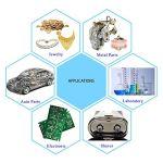 19L professionnel multifonctionnel en acier inoxydable nettoyeur à ultrasons Digital Qualité commerciale