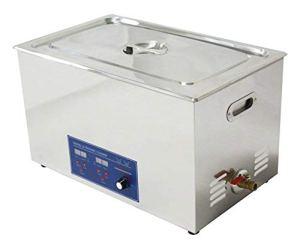 30l Digital multifonctionnel en acier inoxydable nettoyeur à ultrasons machine à laver avec un panier