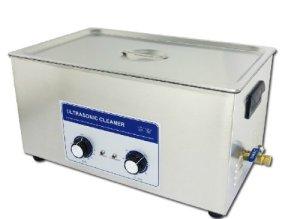 500W 22L Qualité commerciale Chauffage Lab mécanique circuits imprimés matériel pièces nettoyeur à ultrasons 110V/220V