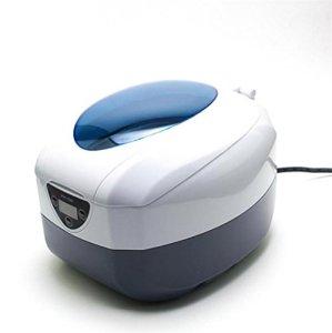 750ML Nettoyeur à Ultrasons 50W Mini Une baignoire Pour Nettoyage Bijoux Regarder Des lunettes Circuit Planche Ultrasonico Minuteur Réglage