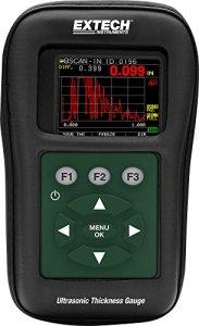 Extech TKG250 Jauge d'épaisseur/Enregistreur de données numérique à ultrasons