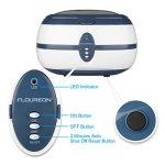 Floureon – Nettoyeur à ultrasons 600 ML