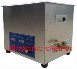 Gowe 10L Nettoyeur à Ultrasons minuterie numérique Chauffage inoxydable