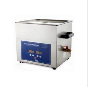 GOWE 20L nettoyeur à ultrasons numérique en acier inoxydable avec minuteur et chauffage (y compris wAESCHEBOX)
