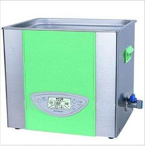 Gowe Puissance réglable Bloc nettoyeur à ultrasons 10L de capacité: > 900ml