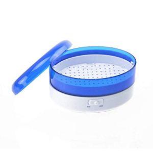 LYY Mini Nettoyeur à ultrasons, Nettoyage Bijoux Lunettes Circuit Board Machine Cleaner Intelligent Control
