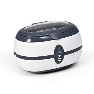 LYY Nettoyeur à ultrasons numérique 60W SONICATEUR Bain 40kHz Degas pour l'or Sliver Bijoux Lunettes Jade Collier Oxydes Rouille Huile Laveuse