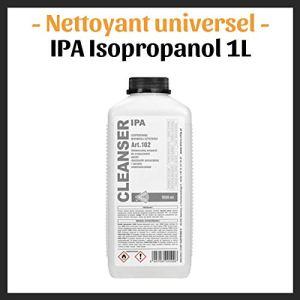 Nettoyant Liquide pour bac à ultrasons, Cleanser IPA Art. 102 Isopropanol