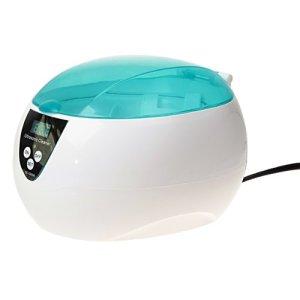 Oxford Street 50W Chrome 40kHz transducteur ultrasonique Nettoyage piézoélectrique, nettoyeurs à ultrasons, Nettoyeur à Ultrasons Ce-5200A UK 50W Nettoyeur à Ultrasons, maison à ultrasons Ultra Sonic Nettoyage pour réservoir de 750ml de bain avec support