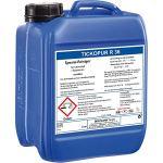 Tickopur R 36 (5 litres), Liquide à Ultrasons pour Plastique et Verre | Concentré de Nettoyage avec Dosage de 1 à 5 % de Nettoyant à Ultrasons pour Lunettes