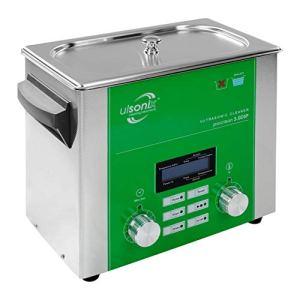 Ulsonix – Nettoyeur à ultrasons Proclean 3.0DSP – Multi-Function Serie – Capacité 3 Litres – Puissance des ultrasons 70W – Fréquence d'ultrasons 37 kHz – Fonction dégazage – Fonction Sweep – Fonction Pulse – Frais d'envoi inclus