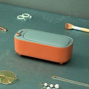 CSDY-400ML Nettoyeur Ultrasonique De Bijoux, Circuit Imprimé De Lunettes Machine À Nettoyer Dispositif De Nettoyage De Contrôle Intelligent,Orange