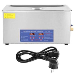 Ejoyous Nettoyeur à ultrasons, Nettoyeur à ultrasons numérique 22L 480W, avec Chauffage numérique à ultrasons