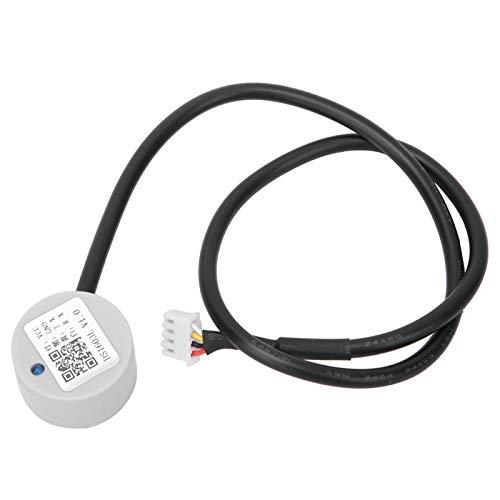 Capteur de niveau de liquide, XKC-DS1603L.V1 Capteur de niveau de liquide à ultrasons Port série UART à détection de liquide sans contact 3.3~12V, pour tous les types d'occasions de détection de liq