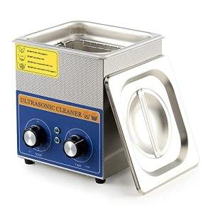 2021 Nouveau nettoyeur à ultrasons avec chauffage et minuterie 2L- 10L Machine de cavitation ultrasonique industrielle |Machine à laver à ultrasons pour bijoux professionnels, regarder, nettoyage des