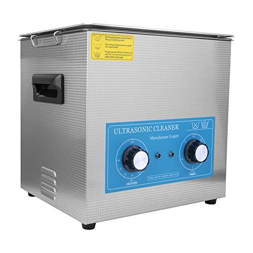 Nettoyeur à ultrasons en acier inoxydable 500 W 0-80 °C – Pour un meilleur nettoyage pendant le processus de nettoyage ?