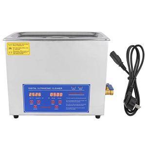 Nettoyeur à ultrasons, fréquence de capacité de 6L garantie de qualité pour Hoom