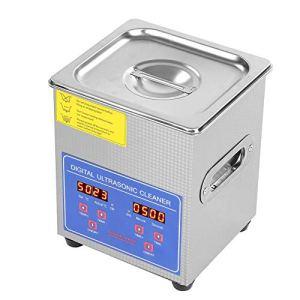 ZJchao 2L industrital professionnel nettoyeur à ultrasons numérique (1,3/3L) 2L