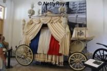 Queen Wilhelmina's hearse.