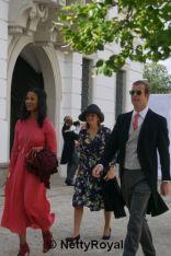 Princess Angela and Prince Maximilian von und zu Liechtenstein. Photo & Copyright: Stefan
