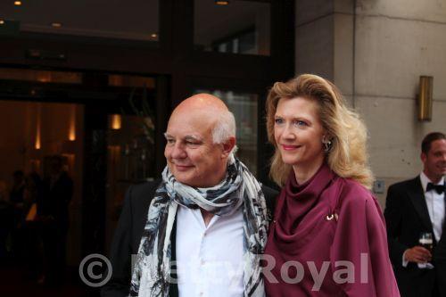 Rolf Sachs and Princess Mafalda von Hessen.
