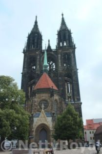 The Dom Church in Meissen.