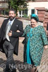 Grand Duchess Maria and Grand Duke Georgi of Russia. Copyright: Gabi P.