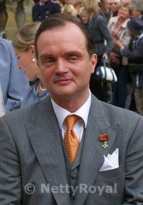 Fürst Alexander zu Schaumburg-Lippe